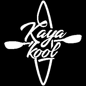 logo blanc kaya'kool guadeloupe le gosier datcha